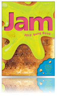 JAM 2012 Kit - Book, Blackline CD Rom and Triple CD