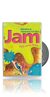 Jam 2012 Blackline Masters & Interactive CD Rom