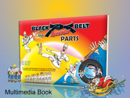 Black Belt Recorder Parts Vol 1 Christmas Multimedia Book