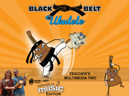 Black Belt Ukulele Teacher's Multimedia Two - Ten Devices