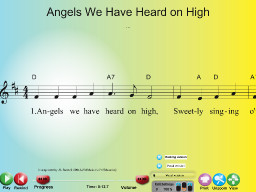 Angels We Have Heard on High - SongTorch Multimedia File