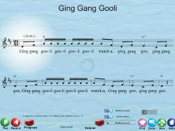 Ging Gang Gooli - SongTorch Multimedia File