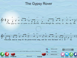 Gypsy Rover, The - SongTorch Multimedia File