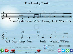 Hanky Tank, The - SongTorch Multimedia File