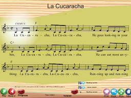 La Cucarasha - SongTorch Multimedia File