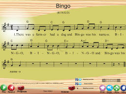 Bingo (B.I.N.G.O) - SongTorch Multimedia File
