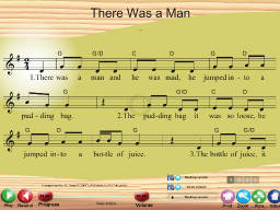 There Was a Man - SongTorch Multimedia File
