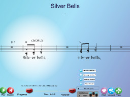 Silver Bells - SongTorch Multimedia File