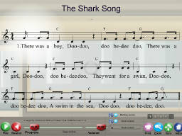 Shark Song, The - SongTorch Multimedia File