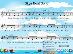 Skye Boat Song - SongTorch Multimedia File