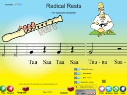 Radical Rests - SongTorch Multimedia File