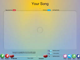 Your Song - SongTorch Audio Only File