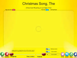 Christmas Song, The (Chestnuts Roasting on an Open Fire) - SongTorch Audio Only File