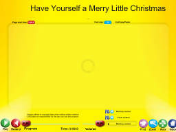 Have Yourself a Merry Little Christmas - SongTorch Audio Only File