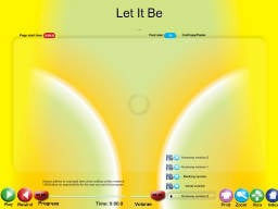 Let It Be - SongTorch Audio Only File