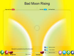Bad Moon Rising - SongTorch Audio Only File