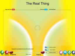 Real Thing, The - SongTorch Audio Only File