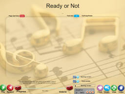 Ready or Not - SongTorch Audio Only File
