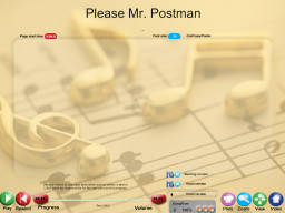 Please Mr. Postman - SongTorch Audio Only File