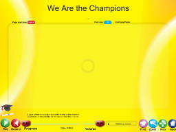 We Are the Champions - SongTorch Audio Only File