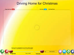 Driving Home for Christmas - SongTorch Audio Only File