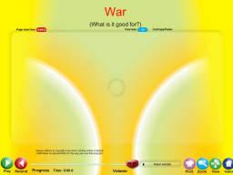 War (What is it good for?) - SongTorch Audio Only File