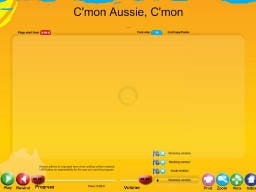 C'mon Aussie, C'mon - SongTorch Audio Only File