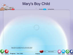 Mary's Boy Child - SongTorch Audio Only File