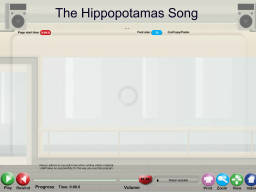 The Hippopotamus Song - SongTorch Audio Only File