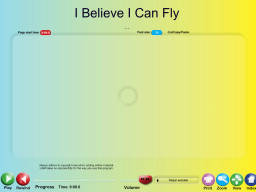I Belive I Can Fly - SongTorch Audio Only File