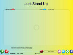 Just Stand Up - SongTorch Audio Only File