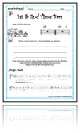 Free Weekly Worksheet Download