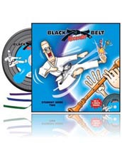 Black Belt Recorder - Student Book 2 with CD