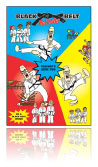 Black Belt Recorder Worksheet Copy BOOK ONLY Triple Pack