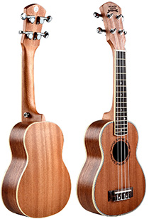 Black Belt Ukulele Student Book 1 & SOP. Uke Pack