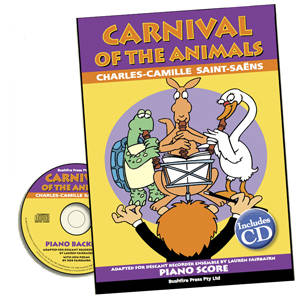 Carnival of the Animals Piano Score