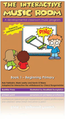 Music Room 1 - Beginning Primary INTERACTIVE for PC only