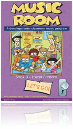 Music Room Book 3 - Lower Primary Level & USB