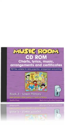 Music Room 3 - CD ROM