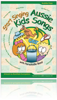 Start Singing Aussie Kids Songs - Teacher's Book & CD