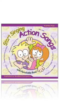 Start Singing Action Songs - Teacher's Book & CD