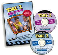 Bushfire Press - Take 2 Drama Resources CDROM & DVD