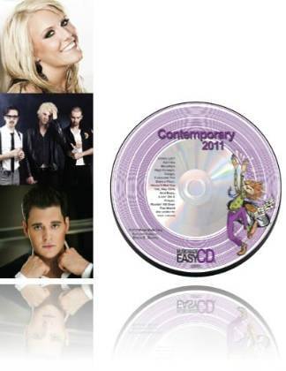 Contemporary 2011 CD, Lyrics & Notation