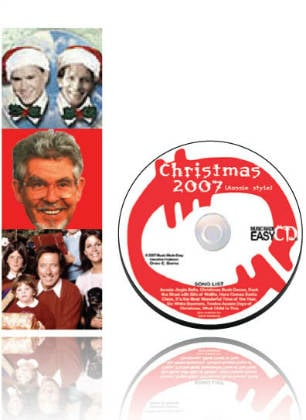 Christmas Pack of 8 CDs (2013,12,11,09,07,05,04,02) & SongTorch Files