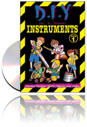 D.I.Y. Instruments - Book 1 & CD