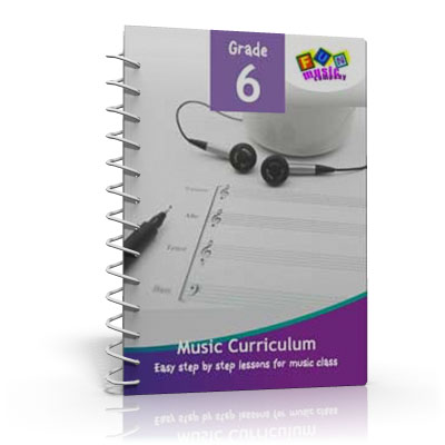 Fun Music Company - Music Curriculum Grade K-6, All Guide Books, CDs and Online Content Annual Subscriptions
