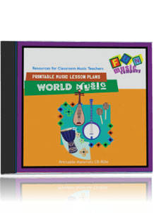 Fun Music Company - World Music CDROM