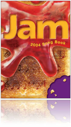 JAM 2004 Kit - Song Book & Triple CD