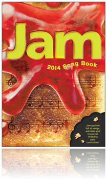 Jam 2014 Lite Pack (No interactive, worksheets etc)