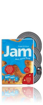 OLD Jam 2016 & Jam 2015 Program Pack